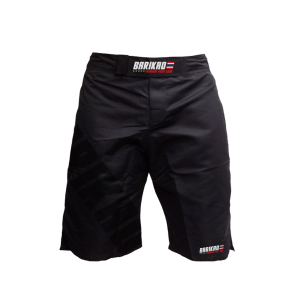 Barikao MMA Short Black-on-Black Series