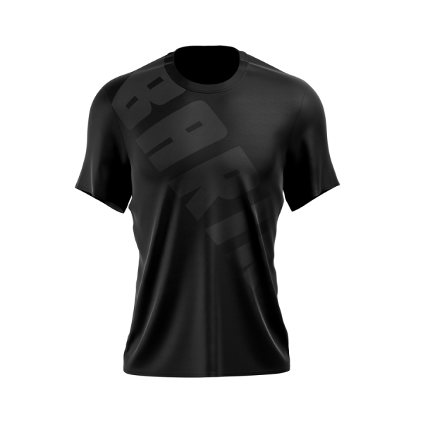 Barikao Black-on-Black Training T-shirt