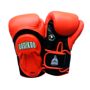 Barikao PRO V1 Boxing Gloves, Orange