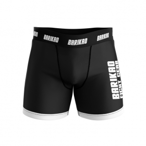 Barikao Men's Compression Shorts CX1 Black/White