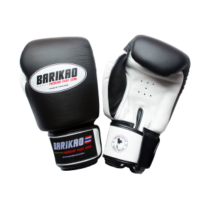 Barikao Boxing Gloves BX1 Black/White