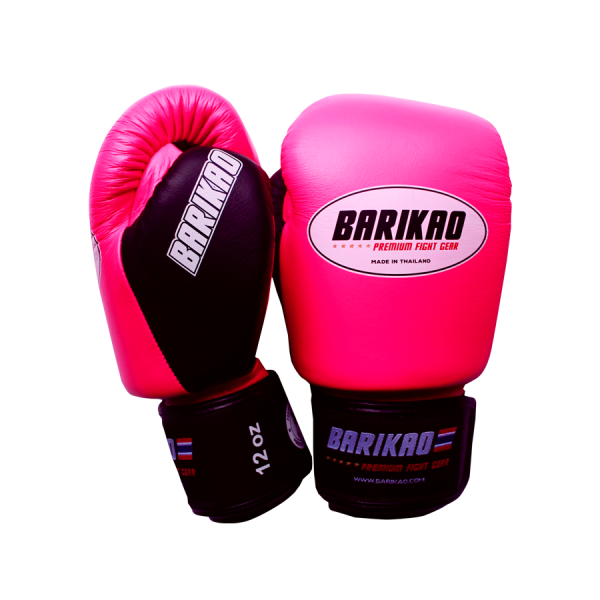 Barikao Boxing Gloves BX1 Magenta/Black_side