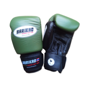 Barikao Boxing Gloves BX1 Army Black n